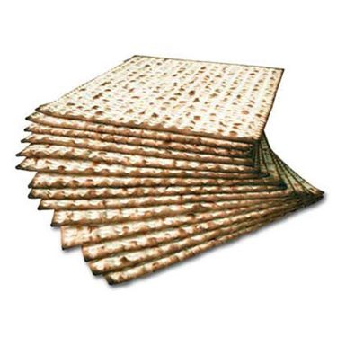 Communion Bread - Matzo Cracker