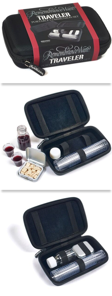 Portable Communion Set - Traveler