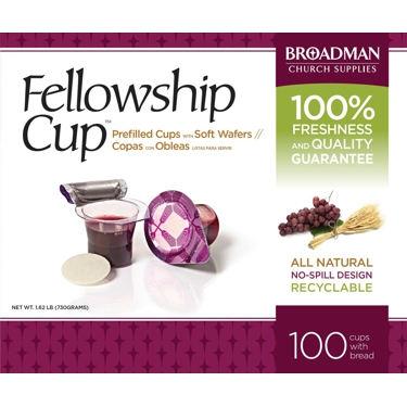 The Fellowship Cup - 100 Count Box
