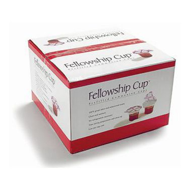 The Fellowship Cup - 250 Count Box