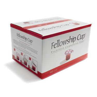 The Fellowship Cup - 500 Count Box